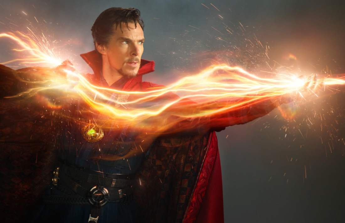 5 Point Review Doctor Strange 2016 Cinemaxica